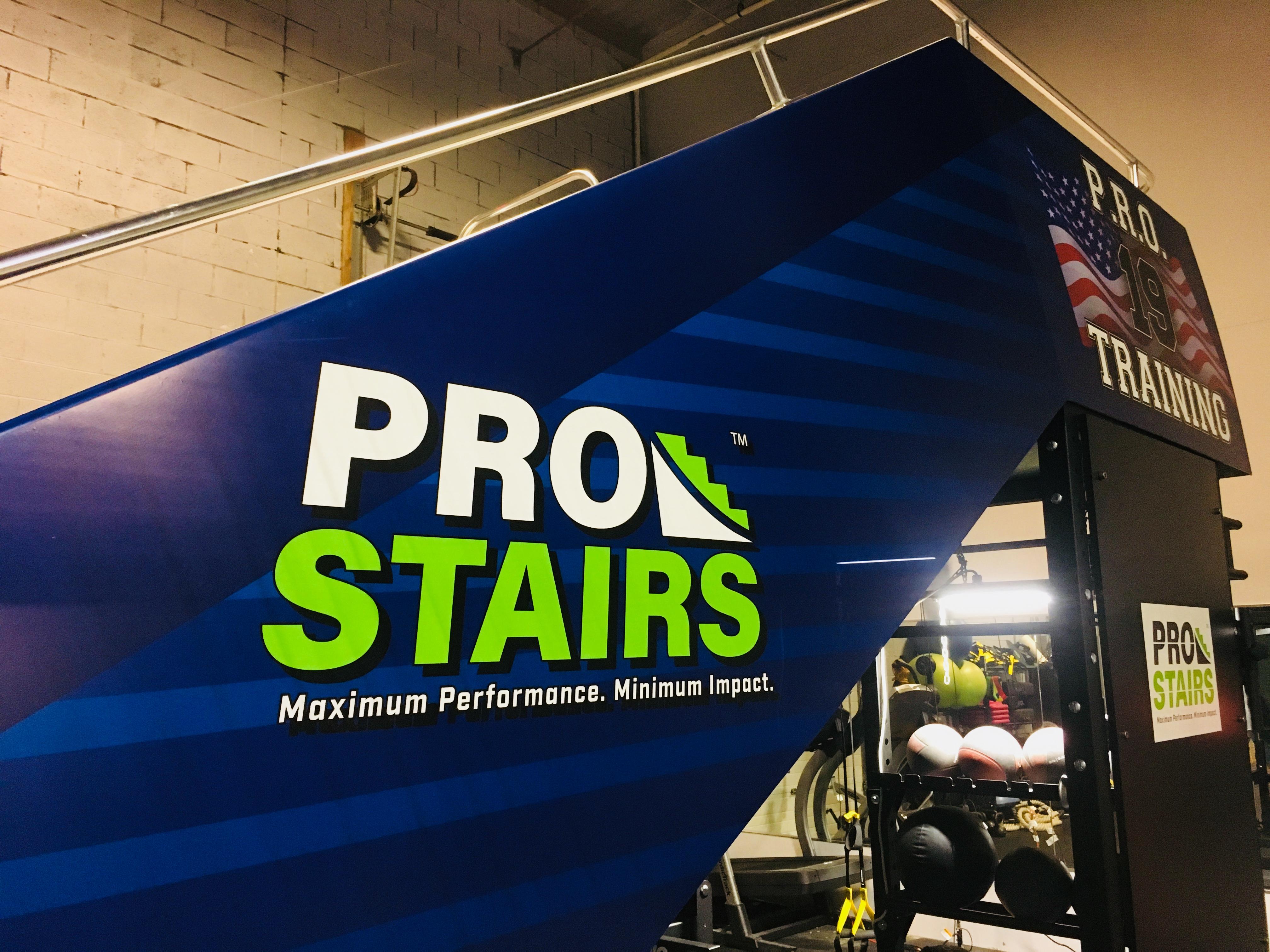 ProStairs   Maximum Performance  Minimum Impact